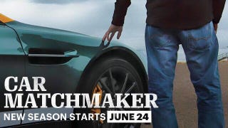 S2 of Spike Fereston's Car Matchmaker Airing in late June