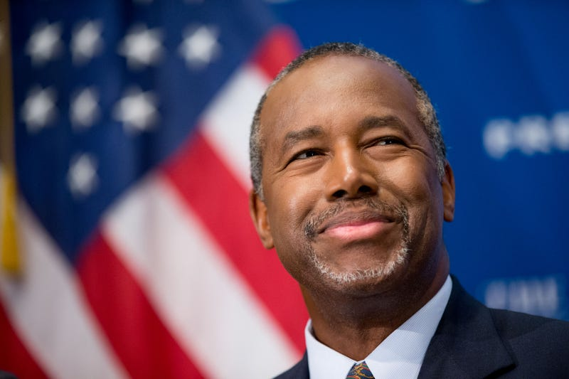 Illustration for article titled Ben Carson Says $31,000 Table Was, Unfortunately, the Safest Possible Table