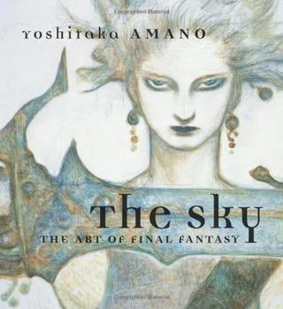Illustration for article titled TAY Deal - The Sky: The Art of Final Fantasy (Slipcased Edition)