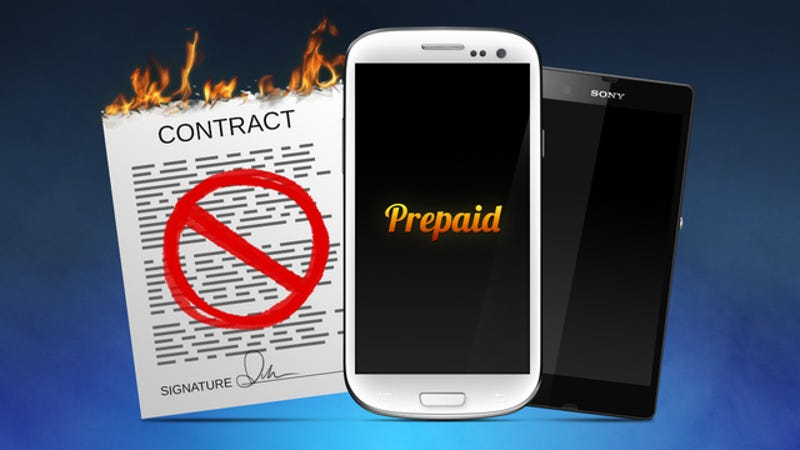 Illustration for article titled How To Find the Best Prepaid Plan and Ditch Your Contract for Good