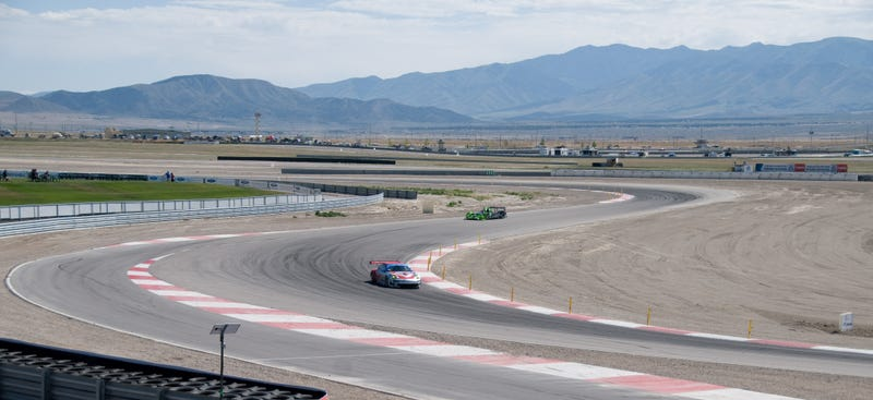 Illustration for article titled Report: Volvo's Chinese Owner Is About To Buy Utah's Miller Motorsports Park [UPDATE]