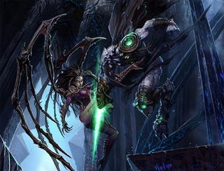 Illustration for article titled StarCraft II Did Not Cost $100 Million To Make