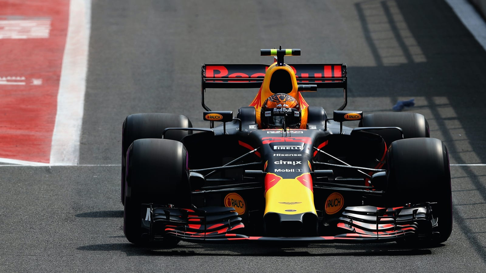 Max Verstappen Only Makes It 8 Laps Into His Home F1 Race Before Retiring