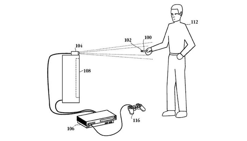 Illustration for article titled Again With The PS2 Wii Remote Talk