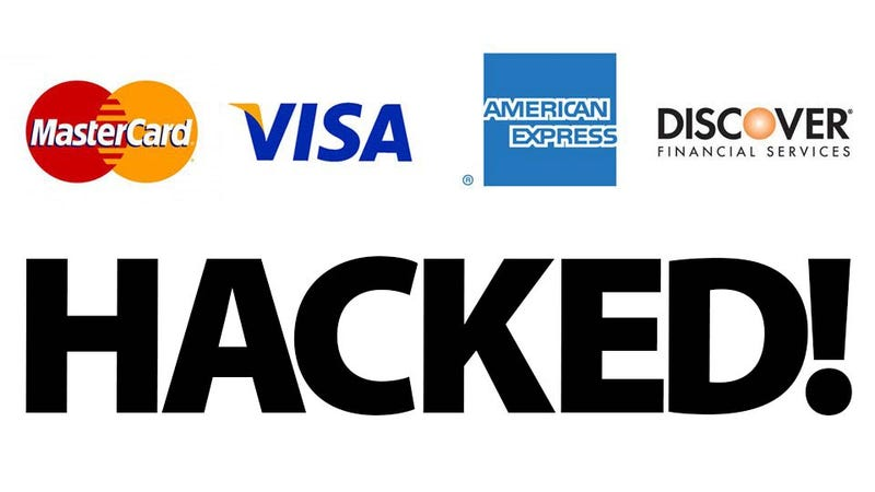 Illustration for article titled Confirmed: Up to 1.5 Million Credit Cards Compromised in Massive Hack