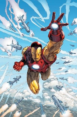 Illustration for article titled So, the Army is Trying to Build Iron Man