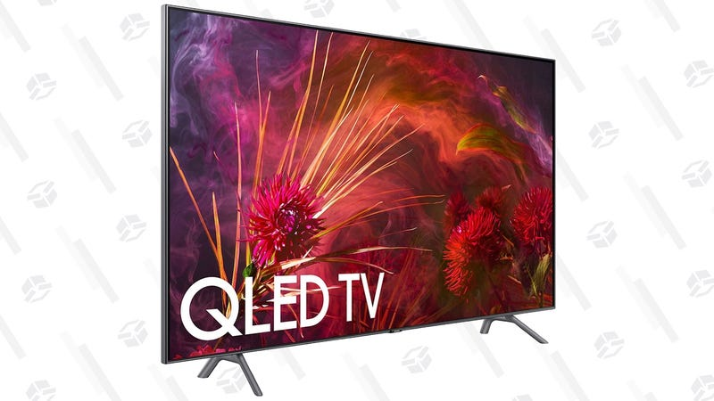 "Samsung Q8F QLED 75"" TV 