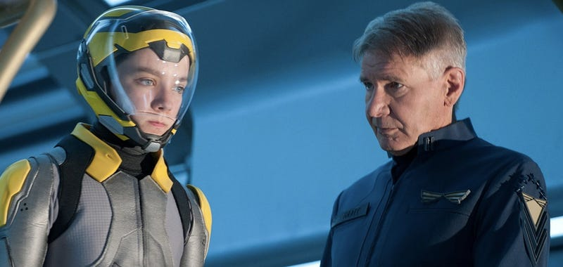 Illustration for article titled Ender's Game is thrilling, but not heart-breaking