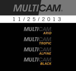 Illustration for article titled Hétfőn mutatják be az új MultiCam mintákat