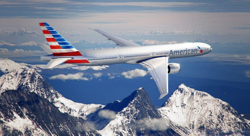 Illustration for article titled A Glimpse at the New American Airlines and Its Techie Future