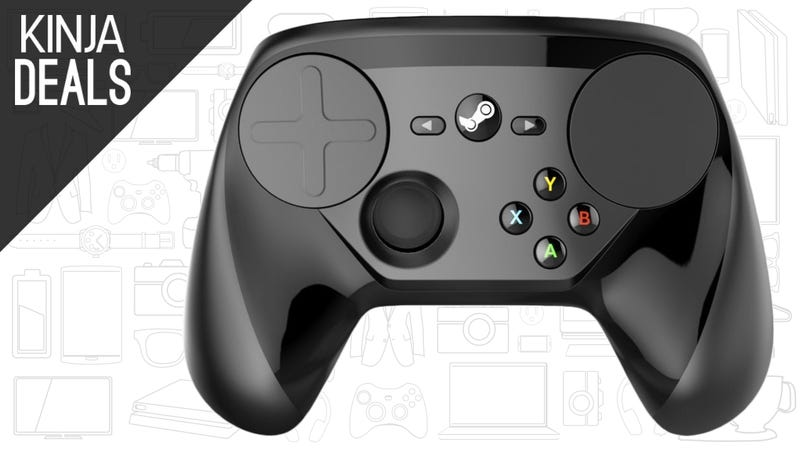 Illustration for article titled Buy Your Steam Controller From Amazon to Save $8, and Get it Sooner Too
