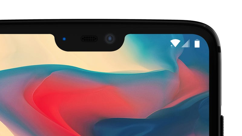 Illustration for article titled OnePlus Please Stop Explaining Your Phone Notch
