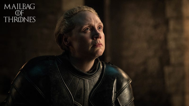 """Illustration for article titled Is Daenerys a """"Mad Queen""""? How much death is coming? And more burning Game Of Thrones questions"""
