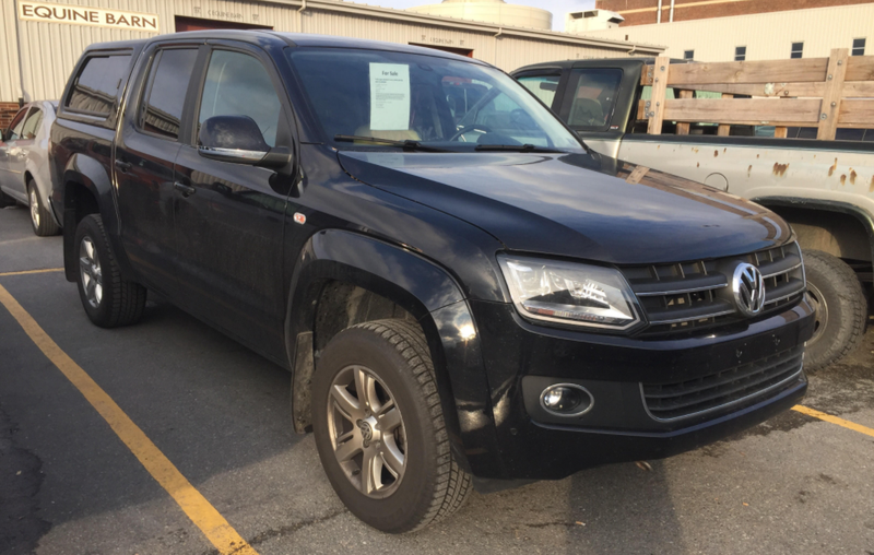Vw Amarok Usa >> There S An Awesome Volkswagen Amarok For Sale In The U S