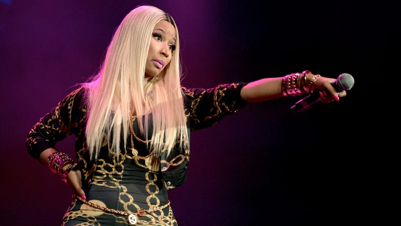 Illustration for article titled Here's Proof That Nicki Minaj Is Secretly Your Mom