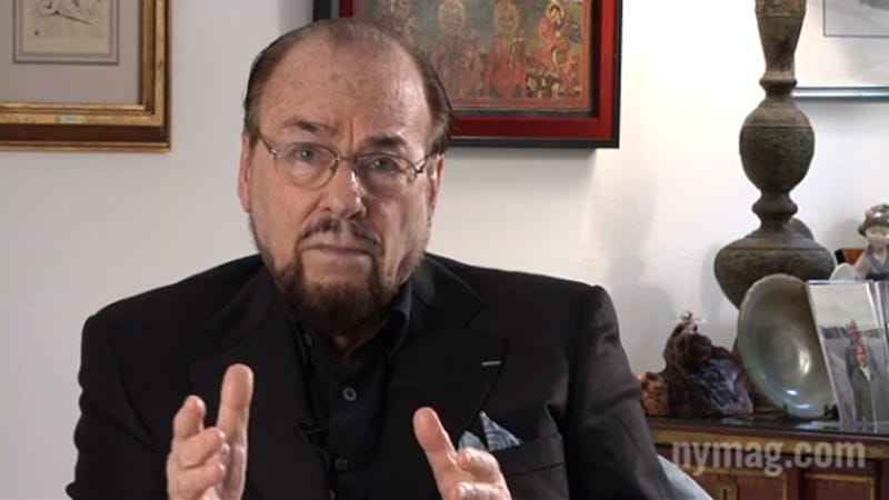 Illustration for article titled James Lipton Gives Mitt Romney an Acting Lesson in Being Human