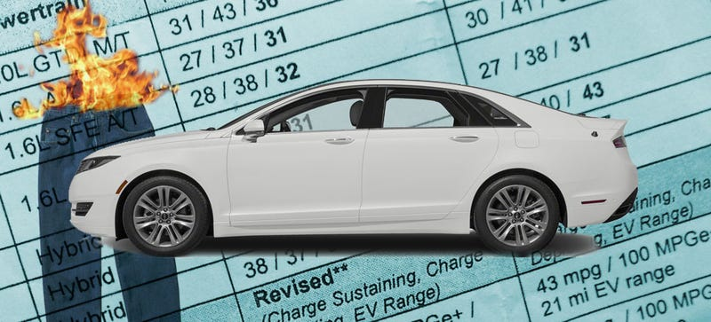 Illustration for article titled Here's How Much Ford Will Pay Owners For Wrong MPG Numbers