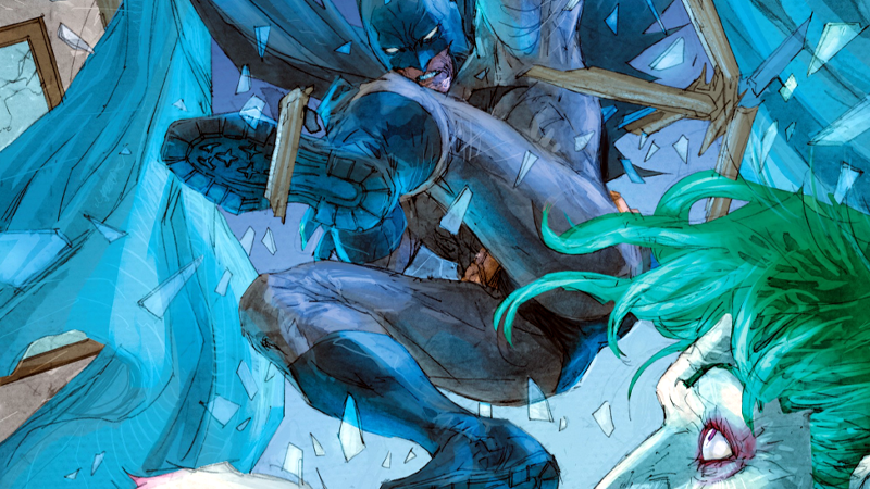 Illustration for article titled Batman Europa's Gorgeous Art Was Worth the 11-Year Wait