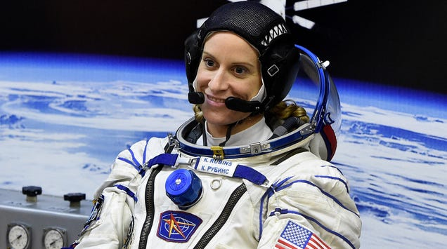 She s Voting From Space, So Y all Have No Excuse