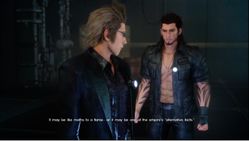 Illustration for article titled Final Fantasy XV Now Has An Alternative Chapter 13