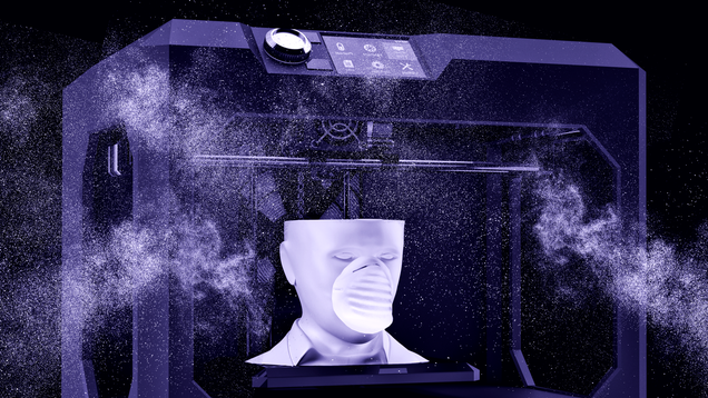 New Study Details All the Toxic Shit Spewed Out by 3D Printers