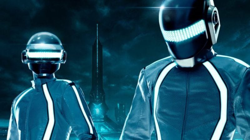 Illustration for article titled Daft Punk has a new record due sometime this spring