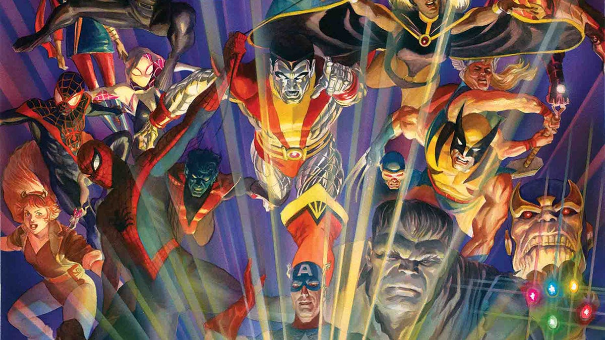 Marvel Comics #1000 is an awkward blend of event set-up and anniversary tribute