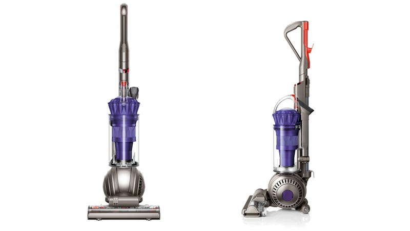 Illustration for article titled Dyson's Newest Vac Stuffs All Its Guts in a Beautiful Sphere
