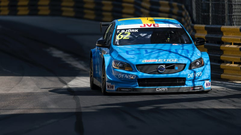 All photos credit Polestar Cyan Racing