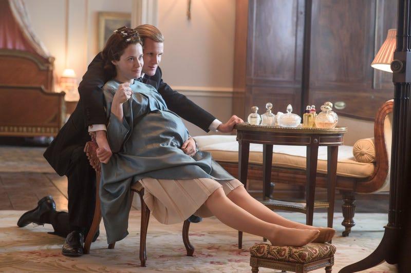Image result for the crown season 2 margaret and elizabeth