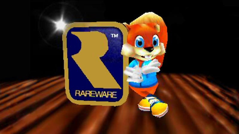 Illustration for article titled Classic Rare Ware IP to Make Appearance at E3