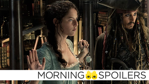 Disney s Pirates of the Caribbean Could Be Eyeing a New Heroine