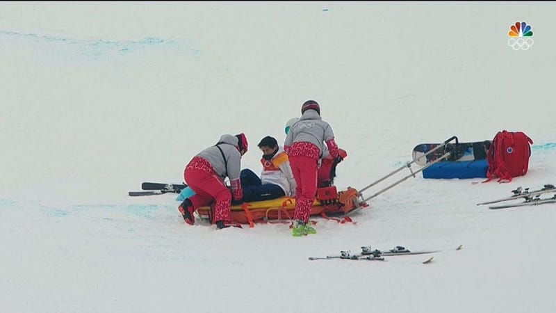Japanese Snowboarder Yuto Totsuka Carted Off After Halfpipe Disaster