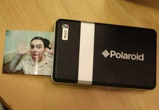 Illustration for article titled Lightning Review: Polaroid PoGo Wireless Mobile Printer