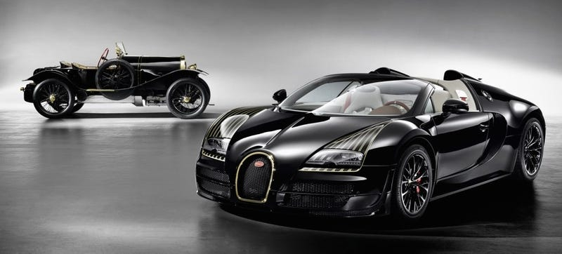 Itu0027s A Day That Ends In U0027y,u0027 So That Means Itu0027s Time For Another New  Special Edition Bugatti Veyron. And This One Is The U0027Black Bess,u0027 A Veyron  That Is An ...