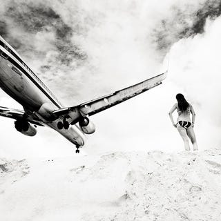 Illustration for article titled Saint Martin: As Close To Jets As You Can Get