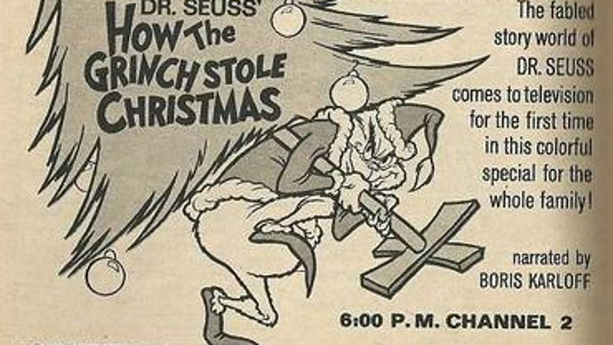 the grinch should have quit after stealing christmas the first time - How The Grinch Stole Christmas Tv Schedule