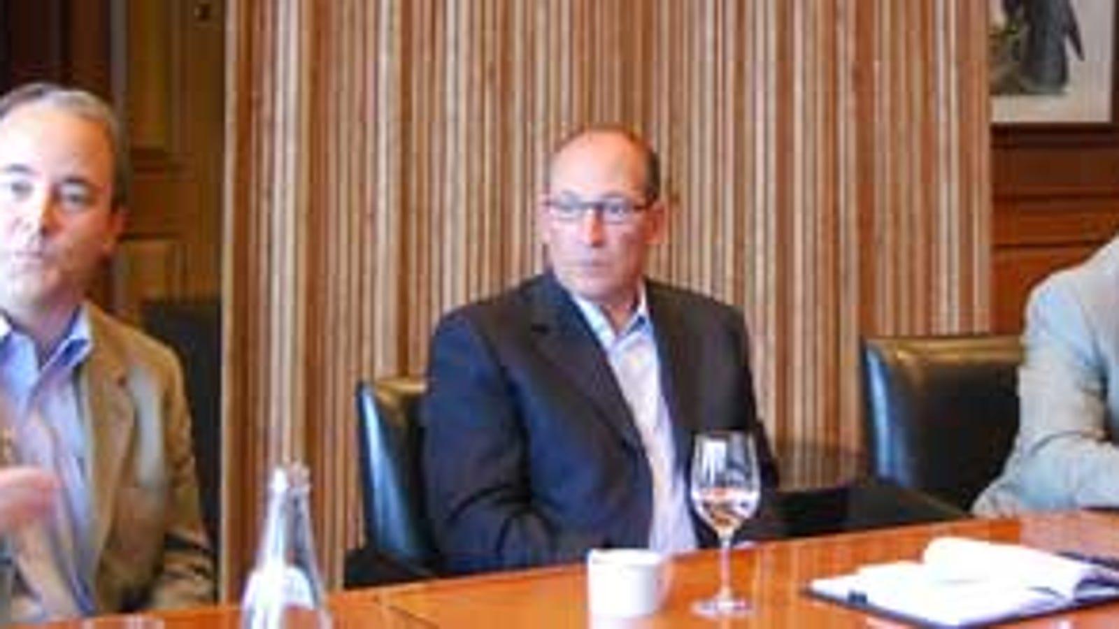 Sony US Prez Talks Stateside Rolly and OLED TV, Plus Apple