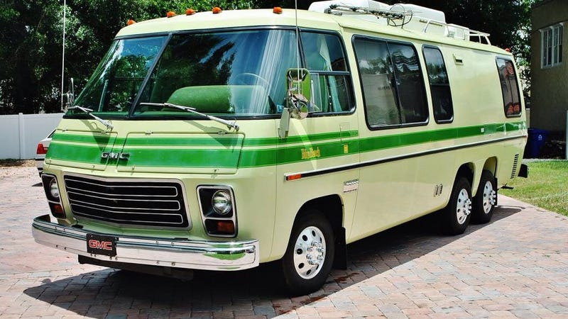 Rv Life 1978 Gmc Motor Home For Sale