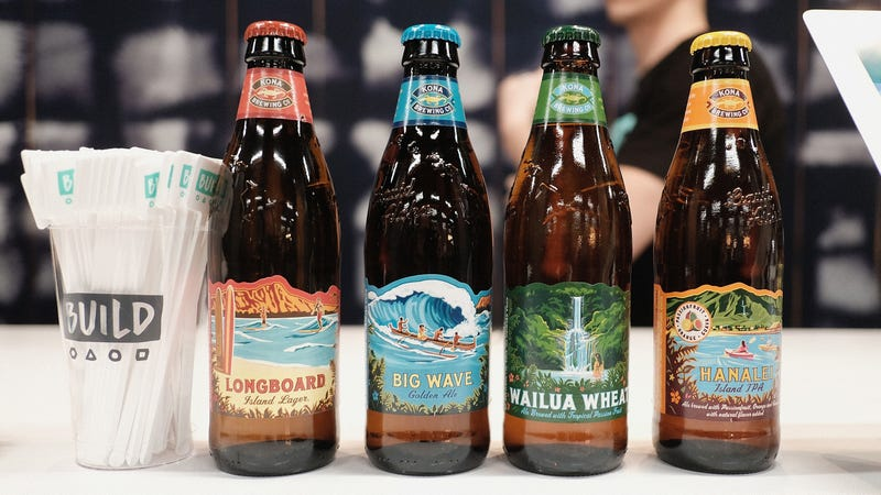Illustration for article titled If you thought Kona beer was brewed in Hawaii, you're probably eligible for a refund