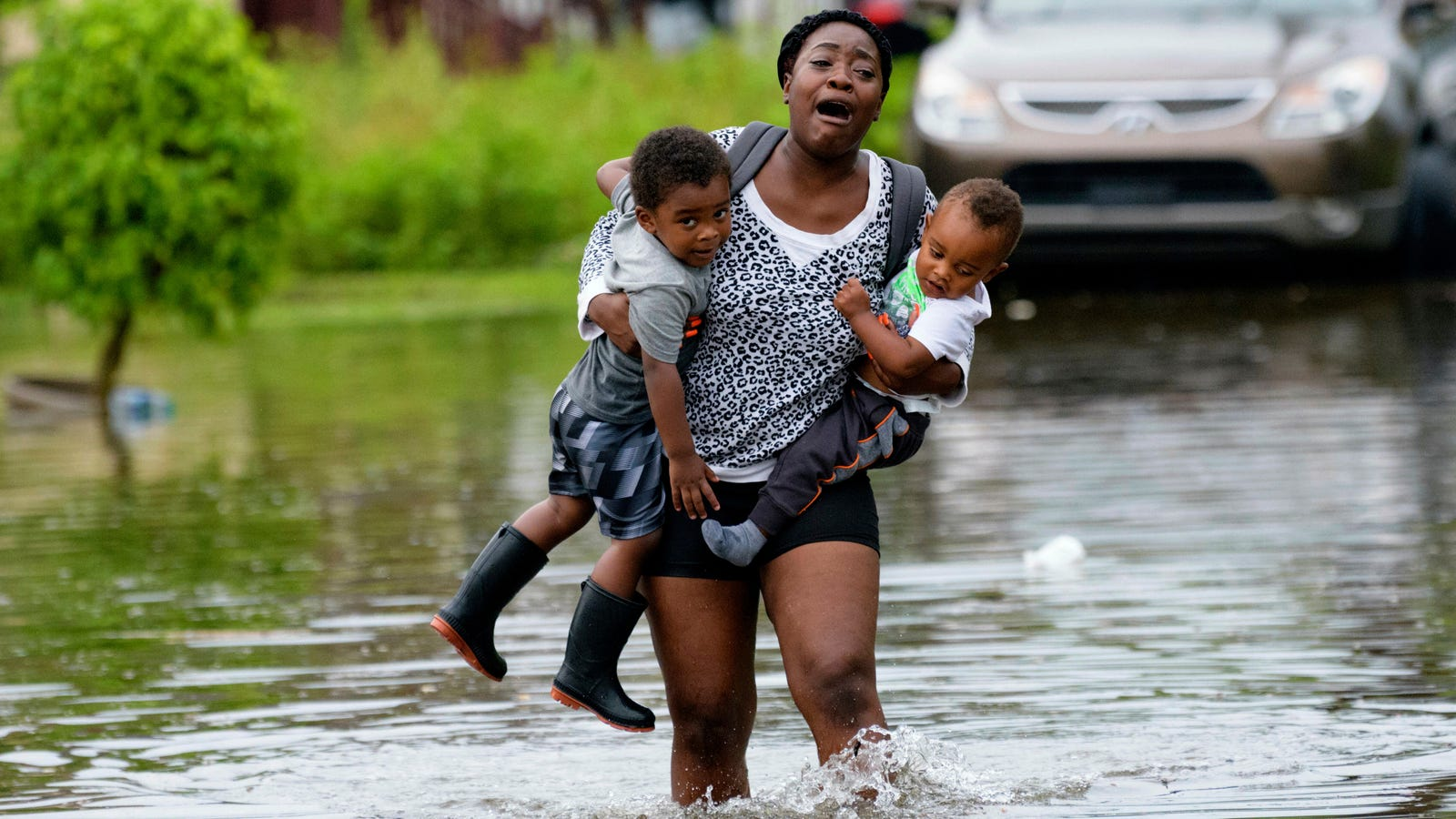 New Orleans Faces a Major Flood Threat [Updating]