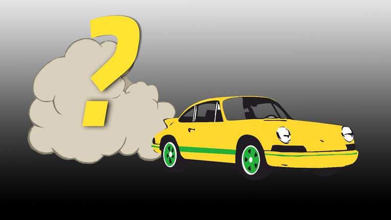 Illustration for article titled Help! There's Smoke Coming From My Tailpipe! What Does It Mean?