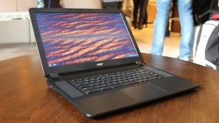 Probamos el Acer Chromebook 15: una enorme pantalla por solo 250$