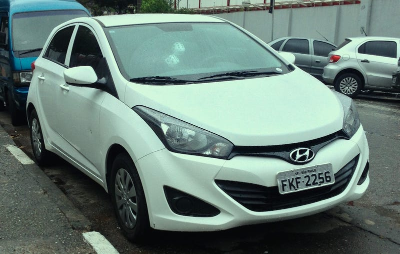Hyundai HB20 1 6 - Review of my wife's car