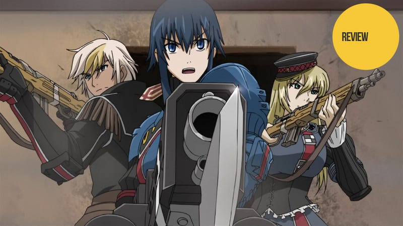 Illustration for article titled The Valkyria Chronicles 3 Anime is So True to the Game, I Forgot I Wasn't Playing it