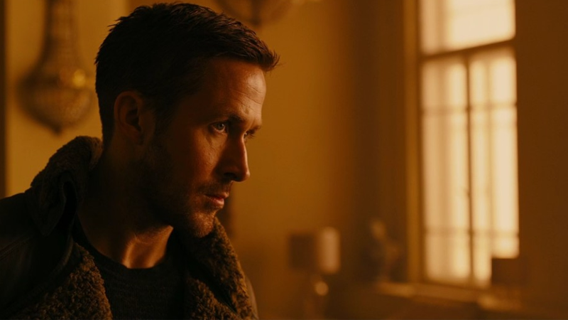 Harrison Ford Accidentally Hit Ryan Gosling In 'Blade Runner 2049' Still