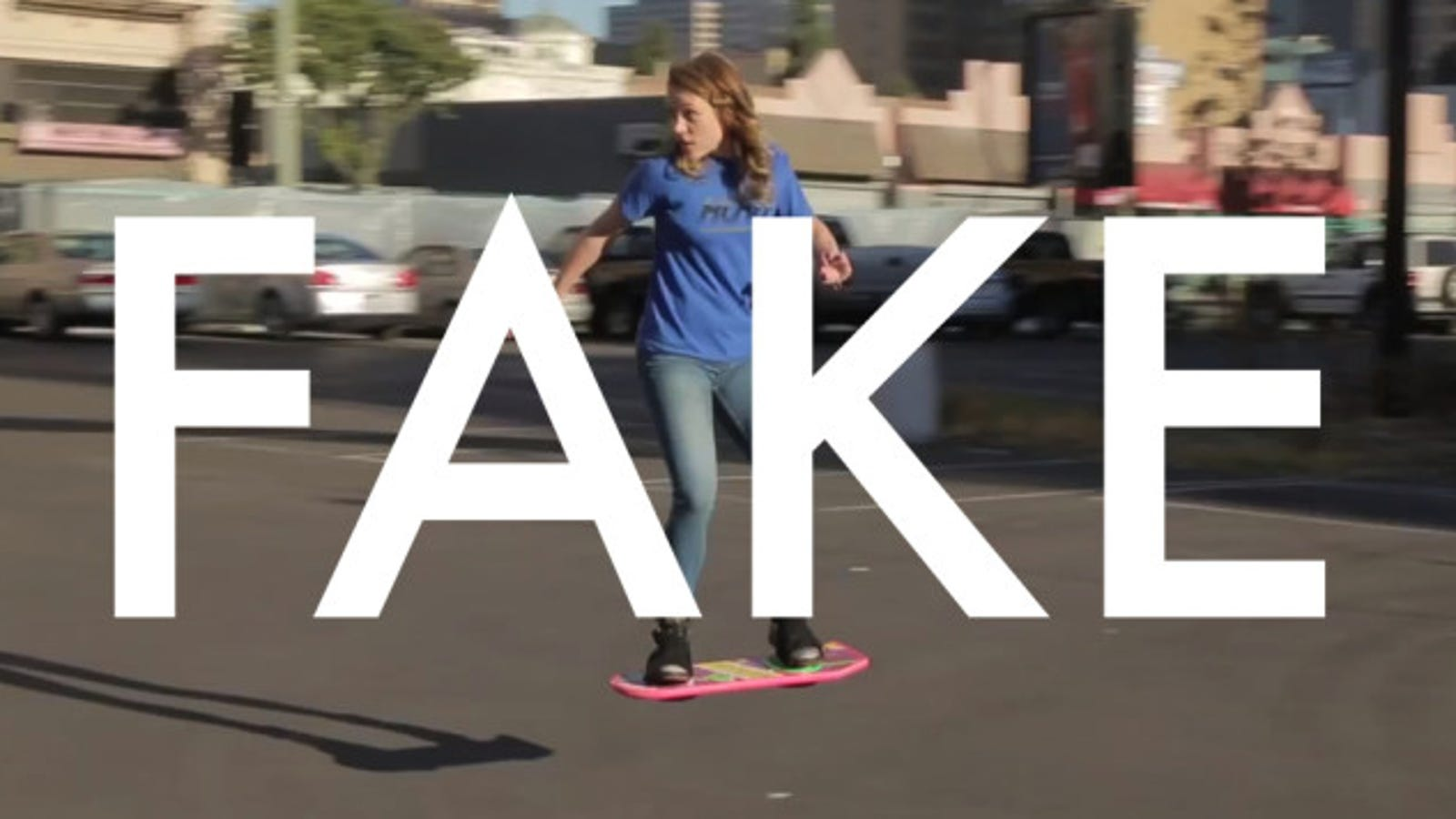 Fake LIVR App, Fake Hoverboard, The New Cosmos, and More