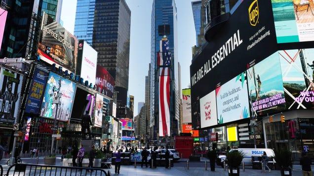 Latest Coronavirus Science: New York s Hopeful Road to Recovery