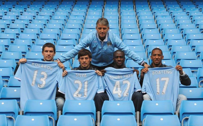 Illustration for article titled Szurkoljunk együtt a Manchester Citynek!