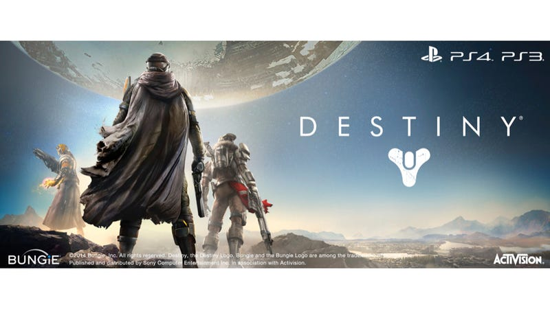 Illustration for article titled Destiny Is a PlayStation Exclusive in Japan